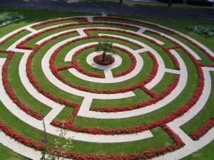 Labyrinth, Boulogne-sur-mer